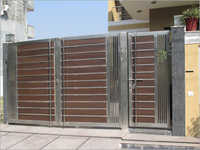 Steel Gate HPL Sheets
