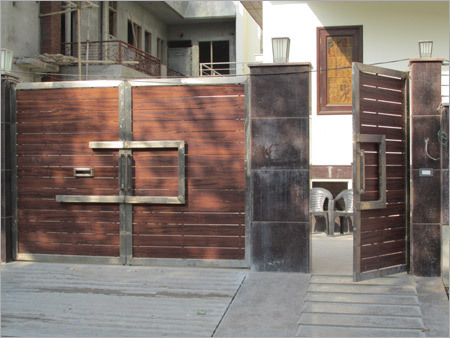 Designer Gate HPL Sheets