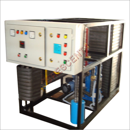 7.5 TR Water Cooled Chillers