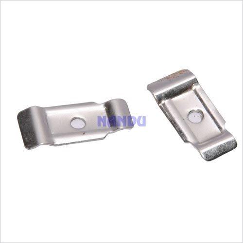 S.S. Kitchen Cabinet Clip Single Hole