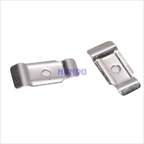 S.S. Kitchen Cabinet Clip Single Hole