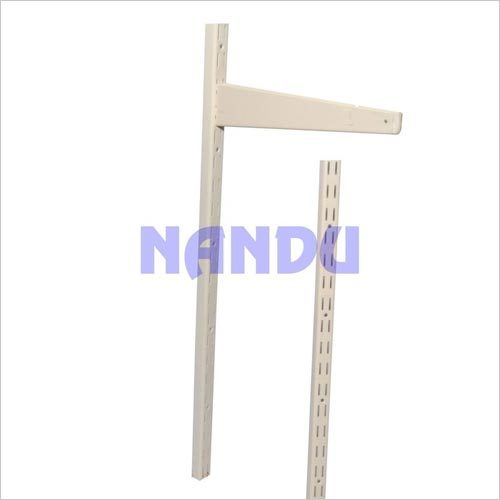 Adjustable Double Slotted Channel  (M.S.)