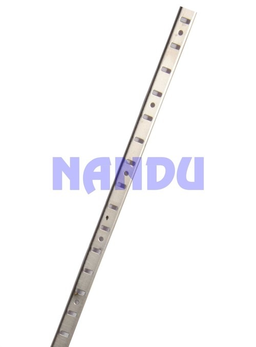 MINI ADJUSTABLE SINGLE SLOTTED CHANNEL S.S 202