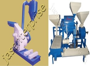 Flour Mill Machinery & Accessories