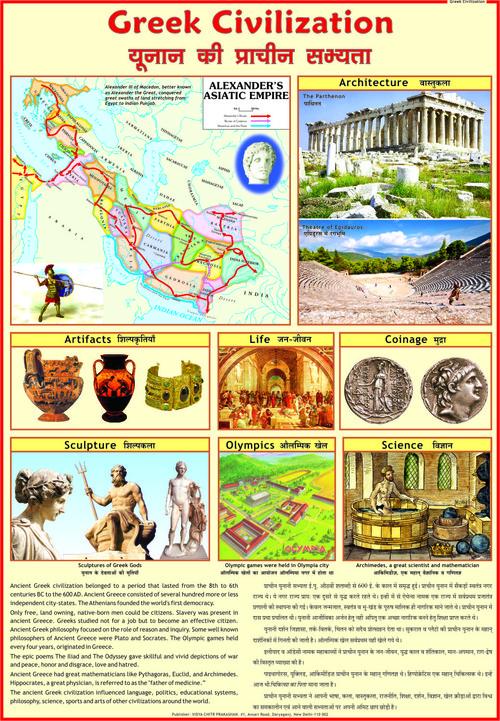 Greek Civilization Chart