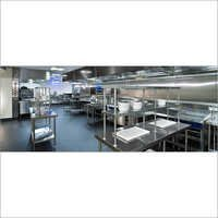 Cafeteria Kitchen Equipments