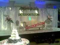 NEW DESIGNER WEDDING STAGE SET