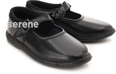 Girls fiber shoe