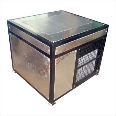 Water Plate Chiller