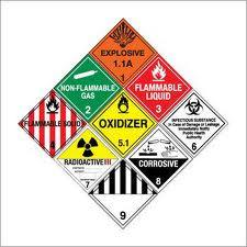 Dangerous & Hazardous Goods Carrier