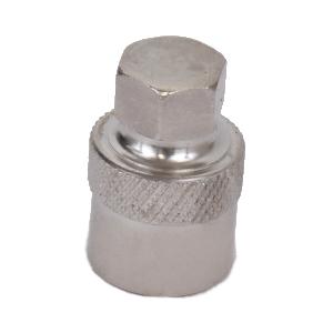 Large Bore Metal Valve Stem Caps