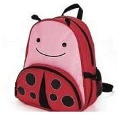 Kids bug backpack