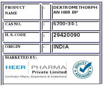 Dextromethorphan HBR