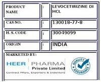 Levocetirizine Hydrochloride