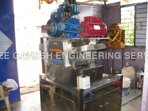 Sugarcane Machine Engine