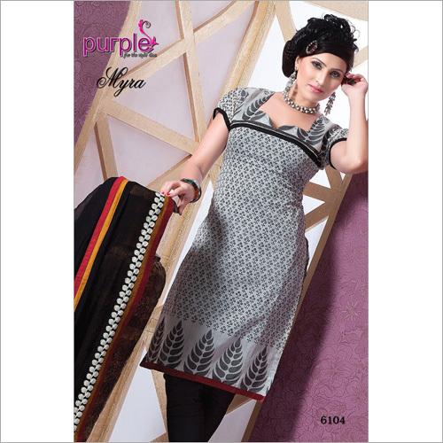 New Trendy Designer Dresses On Cotton
