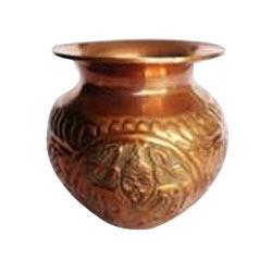 Copper Poojaware Items