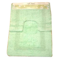 Cotton Toilet Matt Rugs