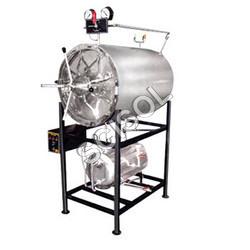 Horizontal High Pressure Cylindrical Steam