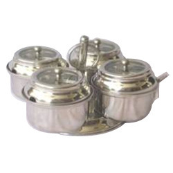 SS Pickles Pots