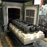 High Temperature Bogie Hearth Furnace
