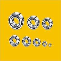 High Precision Miniature Bearings