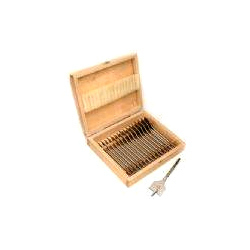Wooden Cutting Tool Boxes