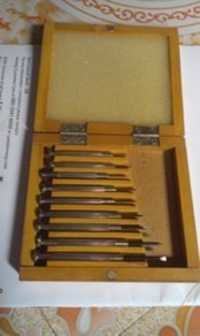 Wooden Screw Driver Set Boxes
