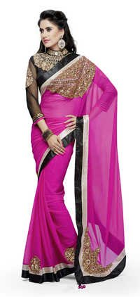 Royal Colour Designer Saree