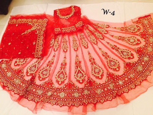 Stunning Red Wedding Lehngas