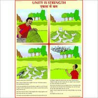Unity Is Strength Story Chart