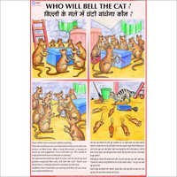 Who Will Bell The Cat? Story Chart