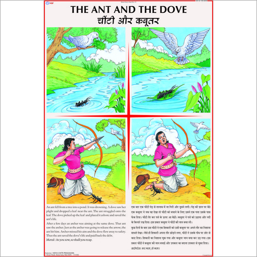 The Ant and the Dove Chart