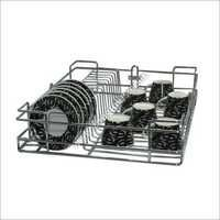 Stainless Steel Crockery Rack