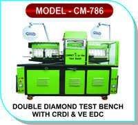 Double Diamond Test Bench With CRDI & VE EDC