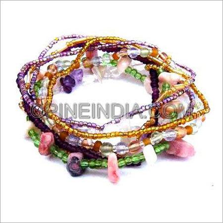 Cord Charm Bracelet
