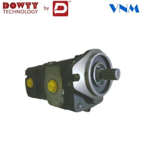 Dynamatics JCB 3DX pump