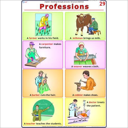 Professions Chart