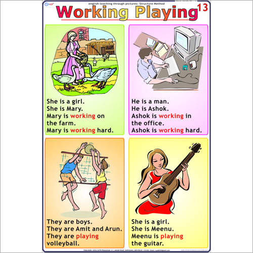 Working - Playing Chart
