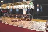 Wedding Food Stalls