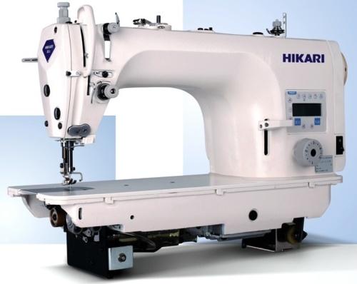 Computerized Semi Oil Lock Stitch Machine