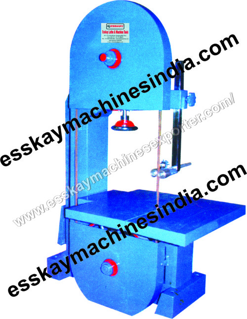 Vertical Metal Cutting Bandsaw Machine