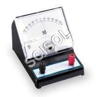 Galvanometer (centre zero)