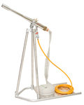 Hydrojet Hold Cleaning Nozzle With Platform