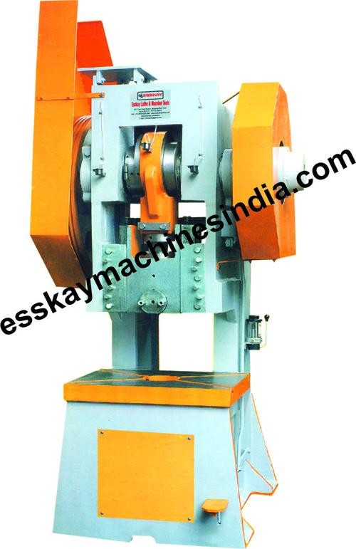 Power Press ECP Machine
