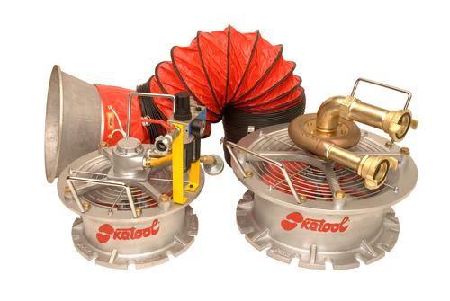 Gas Freeing Turbine Ventilation Fans