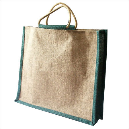Jute Shopping Carry Bags