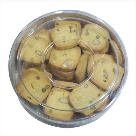 Round Biscuit Packaging Box