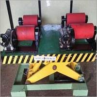 Hydraulic Roller Stand