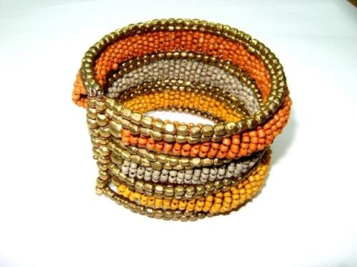 Multi Colored Cufflinks